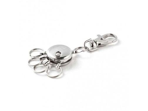 Держатель для ключей Key-Bak Key Spider, карабин