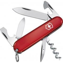 Швейцарский нож Victorinox Spartan (красный)