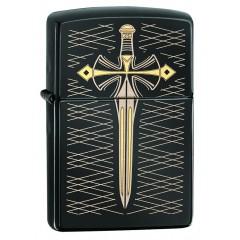Зажигалка Zippo Medieval Sword 28799