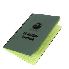 Всепогодный блокнот Rothco All Weather Waterproof Notebook 15х20 см