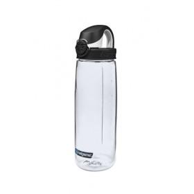 Бутылка Nalgene OTF 24oz (прозрачный-черный)