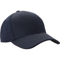 Бейсболка 5.11 Tactical Uniform Hat, Adjustable (019 Black)