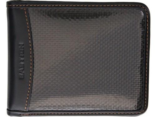 Карбоновый кошелек Bastion с RFID защитой