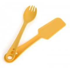 Столовый набор Guyot Utensils (желтый)