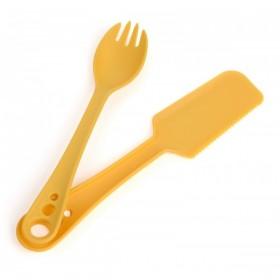 Столовый набор Guyot Utensils (желтый)