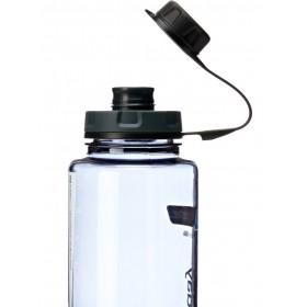Крышка для бутылок Nalgene с широким горлом humangear capCAP+ (черный)