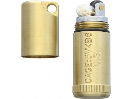 Зажигалка Maratac Brass Peanut Lighter Rev 2 (латунь)