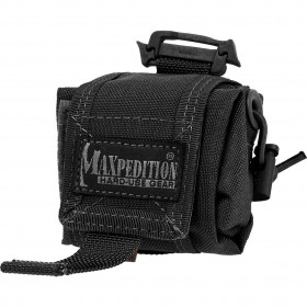 Подсумок Maxpedition Mini Rollypoly (черный)