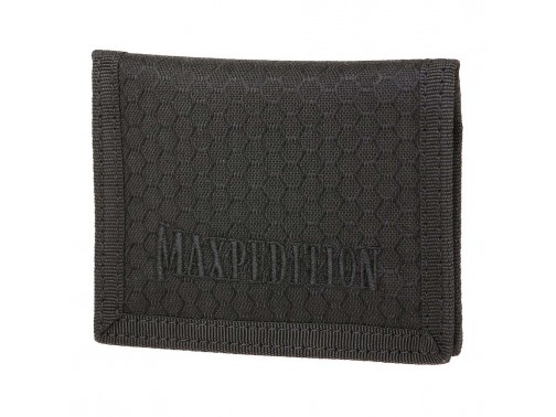 Кошелек Maxpedition AGR LPW Low Profile Wallet (черный)