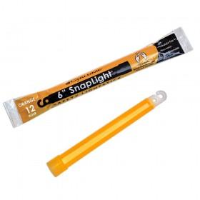 Химический источник света Cyalume (12 часов, оранжевый)