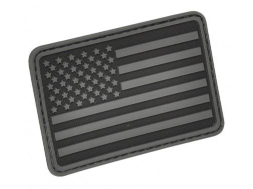 Нашивка-патч Hazard 4 US Flag (зеркальный)