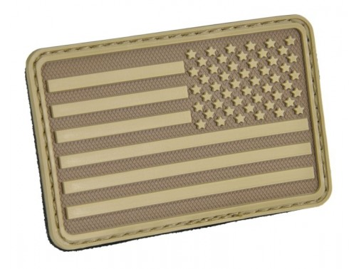 Нашивка-патч Hazard 4 US Flag