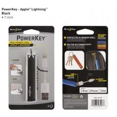 Мини-шнур Nite Ize PowerKey Lightning