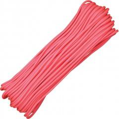 Паракорд 550, 30 м (розовый)