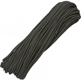Паракорд 550, 30 м (черный)
