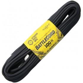 Шнур Atwood Rope MFG BattleCord, 30 м (черный)