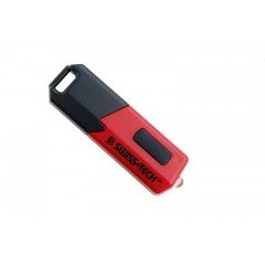 Фонарь Swiss+Tech USB Rechargeable Flashlight