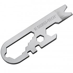 Мультитул Swiss+Tech MicroSlim Flat Wrench