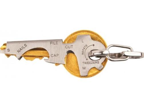 Брелок-мультитул True Utility KeyTool
