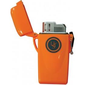 Турбозажигалка Ulitmate Survival Floating Lighter (оранжевый)