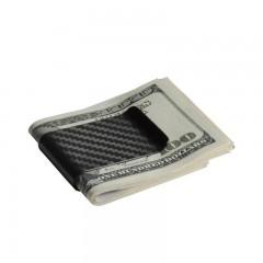 Карбоновый зажим для денег Bastion Pure Carbon