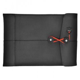 Кожаный чехол для MacBook Pro 15 Civilian Lab ProManila (черный)