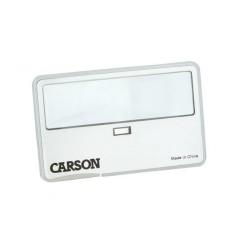 Увеличительное стекло-кредитка Carson MagniCard