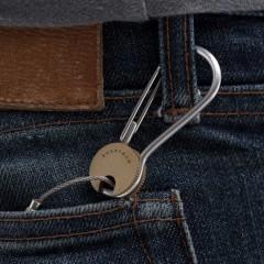 Набор для ключей Everyman Cable Key Rings (черный)