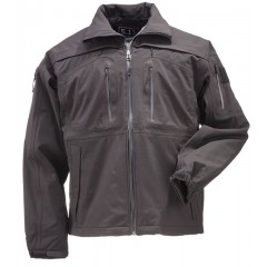 Куртка 5.11 Tactical Sabre Jacket (XS, черный)