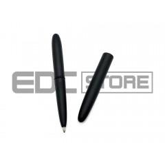 Ручка Fisher Space Pen Bullet (черное матовое покрытие, черные чернила)