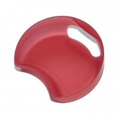 Непроливайка Guyot Original SplashGuard (полупрозрачный красный)