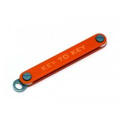 Органайзер для ключей KEY TO KEY XL (оранжевый)