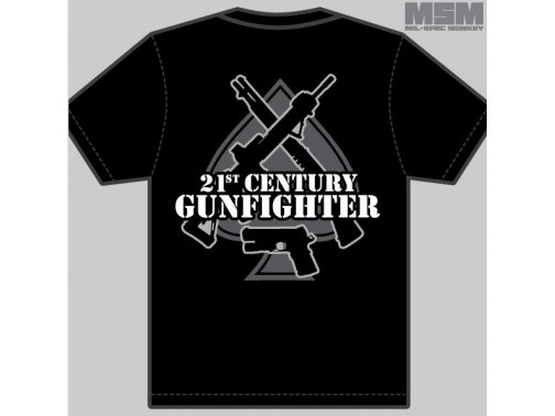 Футболка Mil-Spec Monkey 21st Century Gunfighter