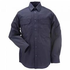 Рубашка 5.11 Tactical Taclite Pro Long Sleeve Shirt (XL, 724 Dark Navy)