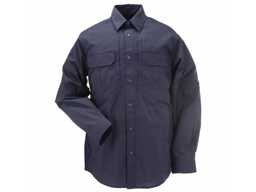 Рубашка 5.11 Tactical Taclite Pro Long Sleeve Shirt (XL, 724 Dark Navy)