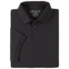 Поло 5.11 Tactical Professional Polo - Short Sleeve (XXL, 019 Black)