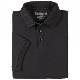 Поло 5.11 Tactical Professional Polo - Short Sleeve (XXL, 019 Black)