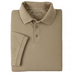 Поло 5.11 Tactical Professional Polo - Short Sleeve (XXL, 160 Silver Tan)