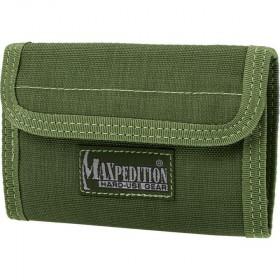 Кошелек Maxpedition Spartan (зеленый)