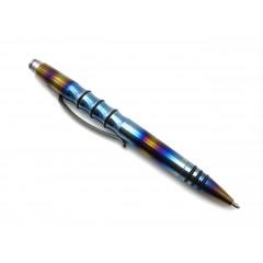 Тактическая ручка Tuff Writer Precision Press (обожженный титан)