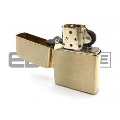 Зажигалка Zippo Brushed Brass 204B