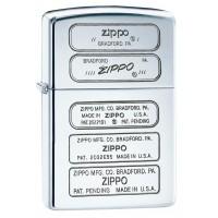 Зажигалка Zippo Zippo Stamp 28381