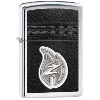 Зажигалка Zippo Z Leather Stitching 28800