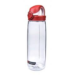 Бутылка Nalgene OTF 24oz (прозрачный-красный)