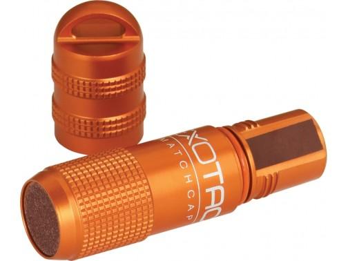Контейнер для спичек Exotac MATCHCAP (оранжевый)