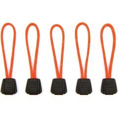 Комплект застежек на молнию Exotac Tinderzip (оранжевый)