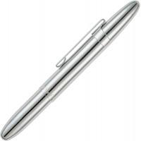 Ручка Fisher Space Pen Bullet (с клипсой, покрытие - хром, черные чернила)