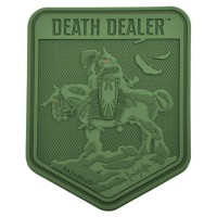 Нашивка-патч Hazard 4 Death Dealer (олива)