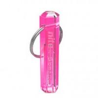 Тритиевый брелок Nite GlowRing (розовый)