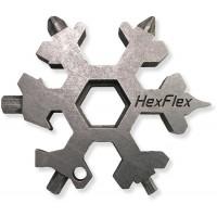 Брелок-мультитул HexFex Stainless Steel Metric
